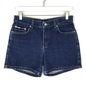 Tommy Jeans Vintage Hipster Denim Jean Shorts 7